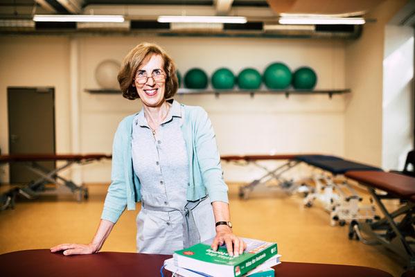 Mathilde Harms, Schulleiterin der Prof. Grewe Schule