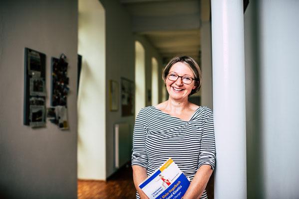 Astrid Hilgersom, Lehrende der Prof. Grewe Schule für Physiotherapie