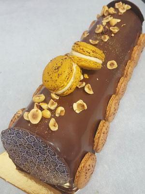 Bûche Chocolat 2016