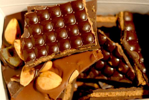 Chocolats des fêtes