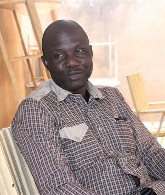 Josué Ouoba, der Koordinator der APB