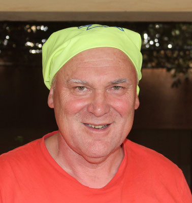 Erwin Wiest, Vorsitzender Förderverein Piela - Bilanga