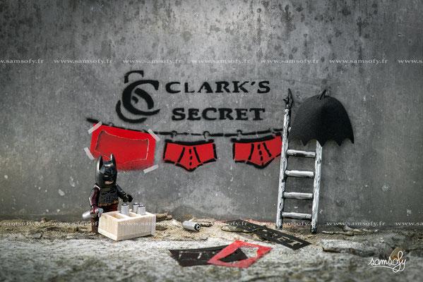 Clark's secret