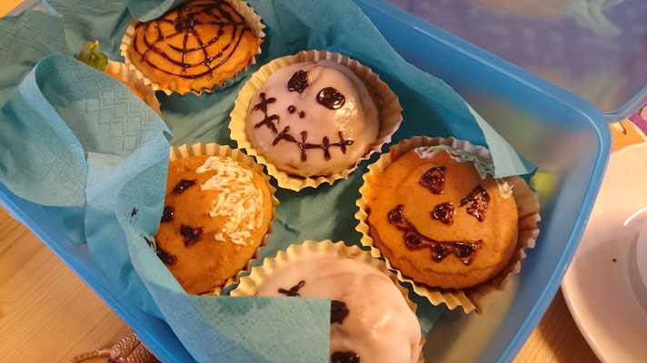 Leckere Monstermuffins