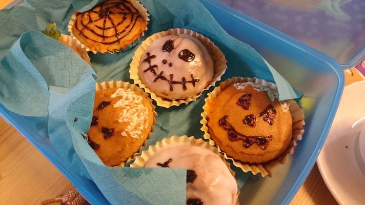 Leckere Monstermuffins