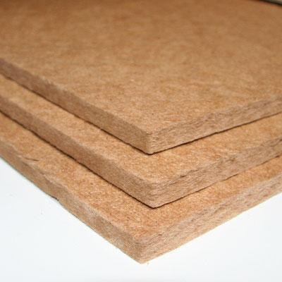 Holzfaserplatte (hart)