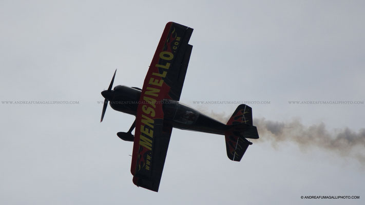 PITTS S2 A FILIPPO RONCUCCI CINQUALE AIRSHOW 2012
