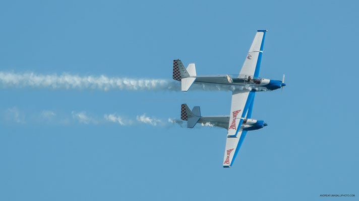 BLUE VOLTIGE JESOLO AIR SHOW 2018