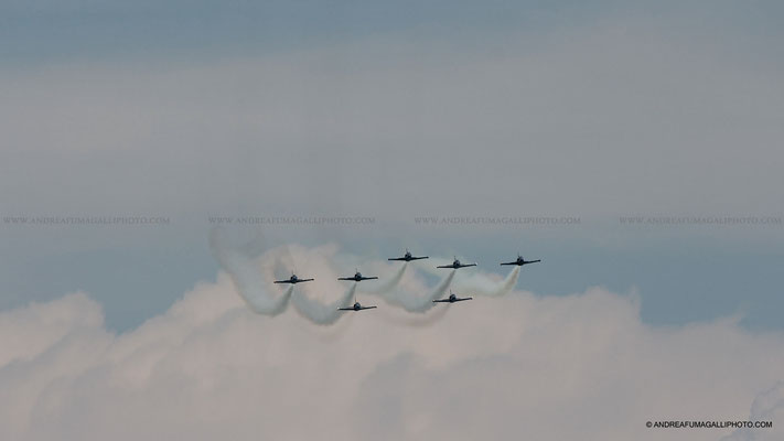 BREITLING JET TEAM JESOLO AIR SHOW 2011