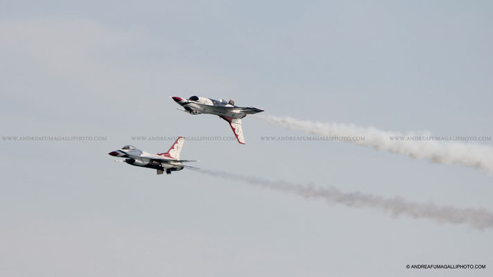 PATTUGLIA THUNDERBIRDS JESOLO AIR SHOW 2011