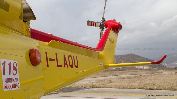 ELISOCCORSO L'AQUILA I-LAQU AEROPORTO PRETURO