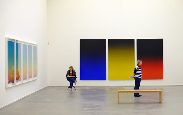 "Kunstmuseum Bochum: Ausstellung ""Das autonome Bild"" - Foto: Rita Fortmeier"