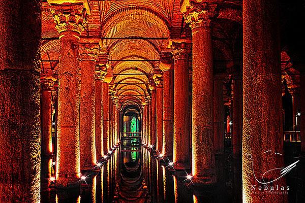 Basilica Cisterne - Foto: Michael Milfeit