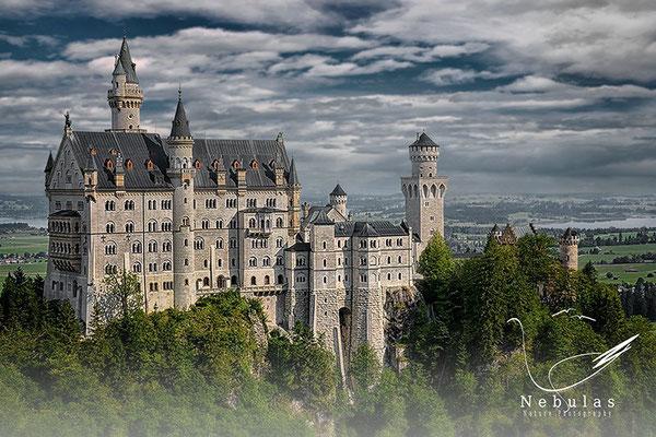 Schloß Neuschwanstein - Foto: Michael Milfeit