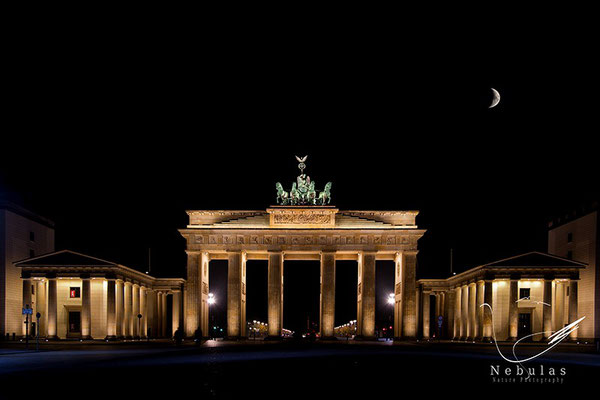 Brandenburger Tor in Berlin - Foto: Michael Milfeit