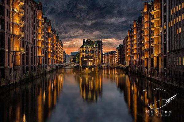 Speicherstadt Hamburg - Foto: Michael Milfeit