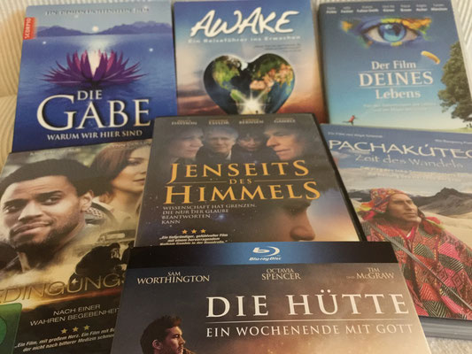 """Einige Filmempfehlungen - oben links auf  """"Filme/DVD""""  klicken...."""