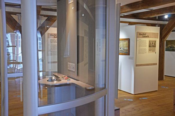 Mai 2021 – Ein Blick in die Ausstellung.