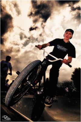 BMX'ler