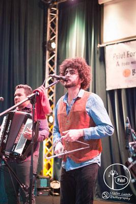 Psiu! Forró Festival Berlin 2015