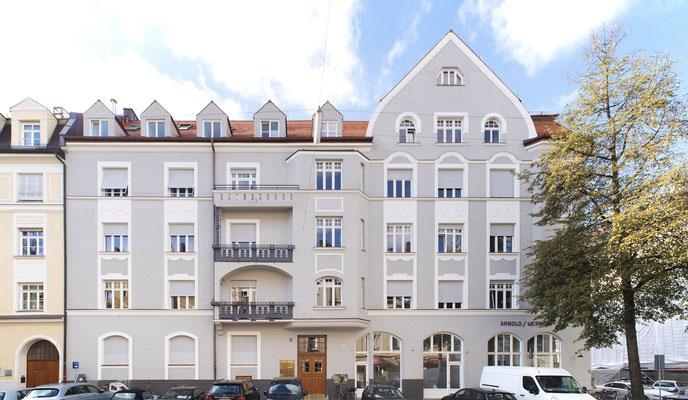 Architekturfotografie Hausfassade