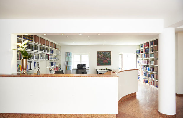 Interiorfotografie Büroräume