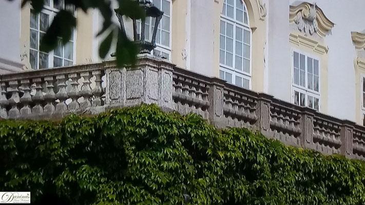 Salzburg, Schloss Leopoldskron im Park