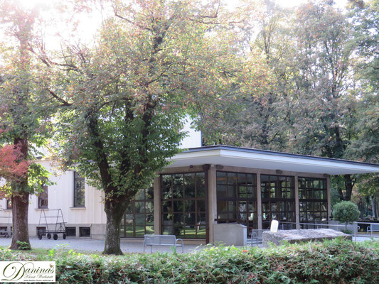 Salzburger Kommunalfriedhof - Krematorium