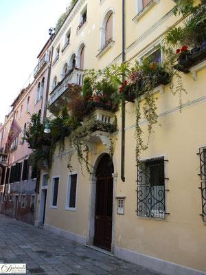 Venedigs Balkone