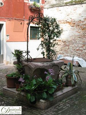 Venedig Brunnen