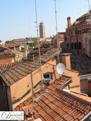 Venedigs Dächer