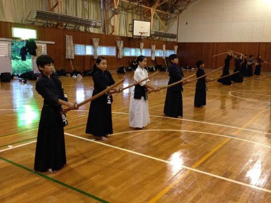 剣道 木刀