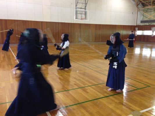 剣道 打ち込み