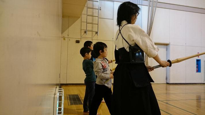 剣道体験 小学生