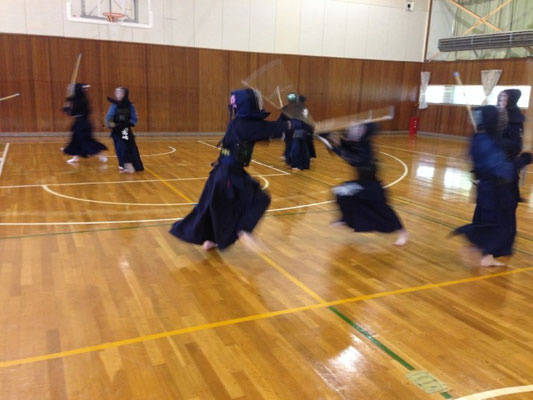 剣道 稽古
