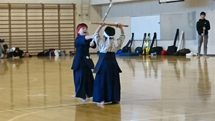 剣道 基本の試合