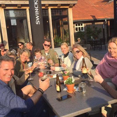 Gezellig borrelen of dineren met vrienden @Mouthoeve Boekel