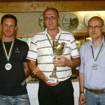 Erfolgreiche MS beim Schützentreffen in Amstetten 2009