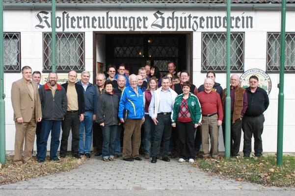 Kampfrichterfortbildung Nov. 2009 Klosterneuburg
