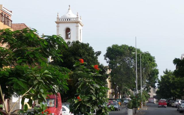 Die City von Praia zählt heute zum UNESCO-Weltkulturerbe