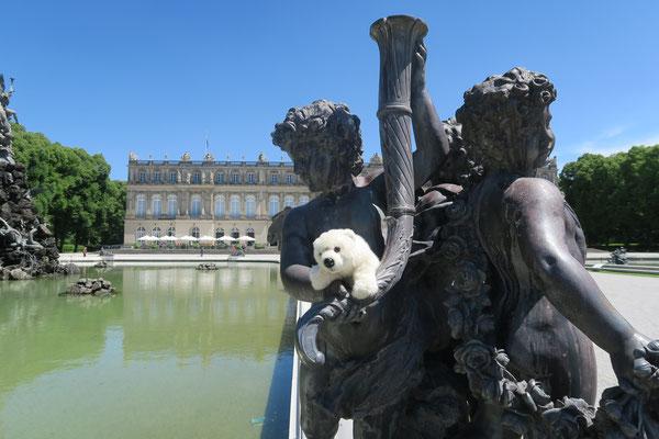 Ole besucht das Schloss Herrenchiemsee