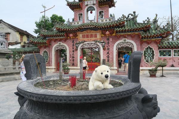 Ole in Vietnam