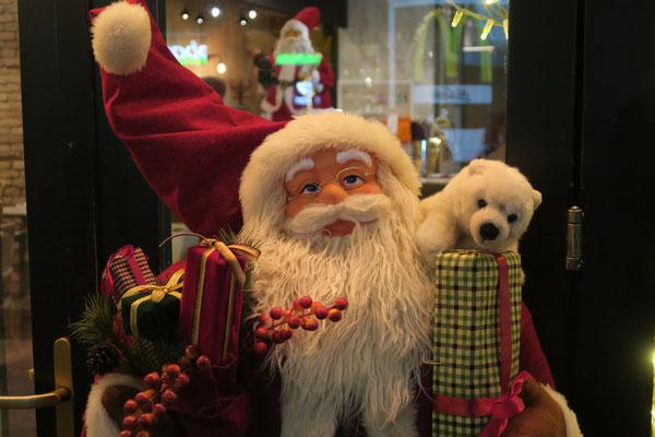 Ole beim Nikolaus in Budapest