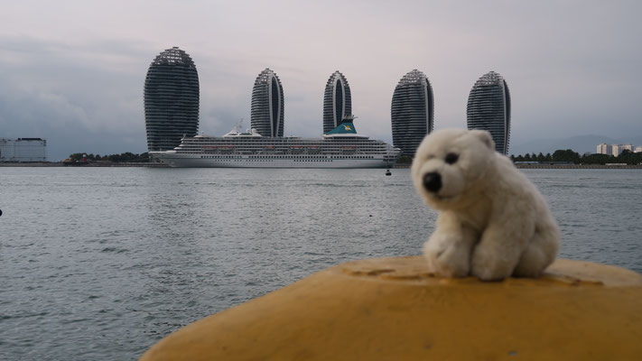 Ole in China Insel Hainan