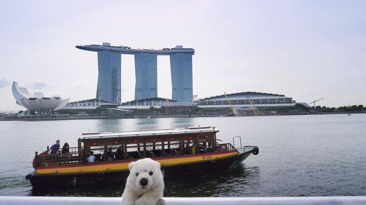 Ole in Singapur