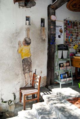 Murales a Penang (Photo by Gabriele Ferrando - LA MIA ASIA)