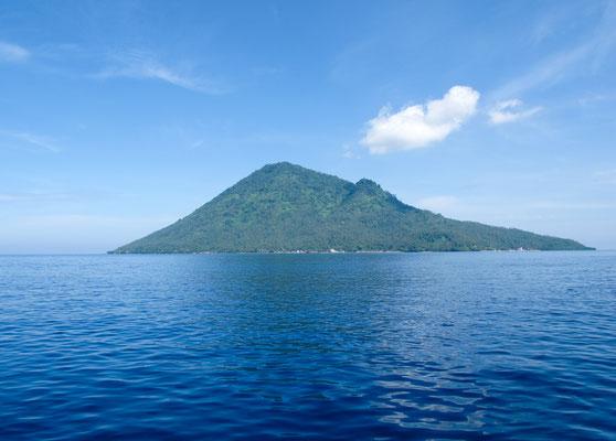 Bunaken Island in Sulawesi