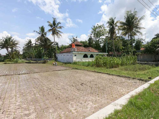 Campagne a sud di Yogyakarta (Photo by Gabriele Ferrando - LA MIA ASIA)