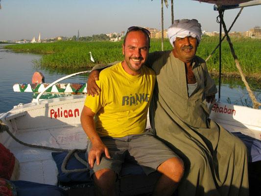 Feluca sul Nilo - EGITTO
