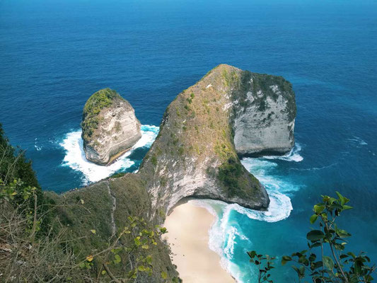 NUSA PENIDA - KELINGKING BEACH (Photo by Gabriele Ferrando - LA MIA ASIA)